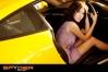 Gallery : Bella Agapeka and All NEW 911 Carrera S