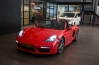 Gallery : The new 718 boxster red